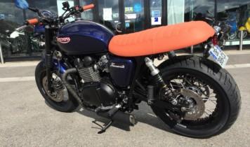 Triumph Bonneville reviewed by LVM Motos